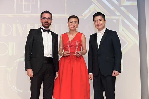 HRM Awards 2018_Diversity & Inclusion_SIngtel_Marc Ronez